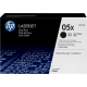 Cartouche Toner HP CE505X - 05X
