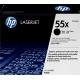 Cartouche Toner HP CE255X - 55X noir