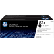 Cartouche Toner HP CF283X / 83X
