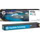 Cartouche Toner HP F6T81AE - 973X Cyan