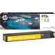 Cartouche Toner HP F6T83AE - 973X Jaune