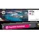 Cartouche Toner HP F6T82AE - 973X Magenta