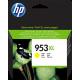Cartouche encre HP F6U18AE - HP 953XL Jaune