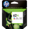 Cartouche encre HP 62XL - C2P07AE tri-color