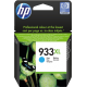 Cartouche encre HP 933XL - CN054AE - Cyan