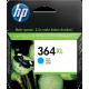 Cartouche encre HP 364XL - CB323EE Cyan
