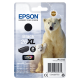 Cartouche encre Epson C13T26214010 / 26XL - Noir