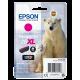 Cartouche encre Epson T2633 / 26XL - Magenta