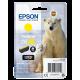 Original Epson C13T26344010 / 26XL - Jaune