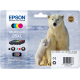 Original Epson C13T26364010 / 26XL- Pack de 4