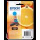 Cartouche encre Epson T3362 - 33XL cyan