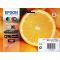 Cartouche encre Epson C13T33574010 / 33XL Multipack - 5 couleurs
