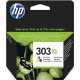 Cartouche encre HP T6N04AE / 303XL Noir