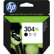 Cartouche encre HP 304XL - N9K08AE Noir