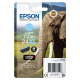 Cartouche encre Epson 24XL / T2432 Cyan - C13T24314012