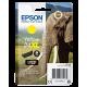 Cartouche encre Epson 24XL / T2434 Jaune - C13T24344012