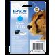 Original Epson T0712 - cyan