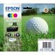 Cartouche encre Epson Multipack 34XL x 4