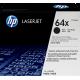 Cartouche Toner HP CC364A - 64A