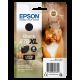 Cartouche encre Epson T3791 / 378XL noir
