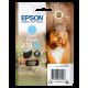 Cartouche encre Epson T3795 / 378XL cyan clair