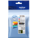 Cartouche encre Brother LC3219XLVALDR - Multi Pack