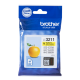 Cartouche encre Brother LC3211 Jaune