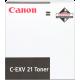 Cartouche toner Canon 0452B002 - C-EXV21 Noir
