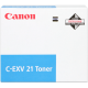 Cartouche toner Canon 0453B002 - C-EXV21 Cyan