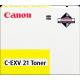 Cartouche toner Canon 0455B002 - C-EXV21 Jaune