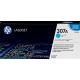 Cartouche Toner HP CE741A - 307A - Cyan