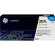Cartouche Toner HP CE742A - 307A -Jaune