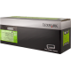 Cartouche toner Lexmark 502X - 50F2X00