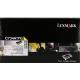 Cartouche toner Lexmark C734A1YG