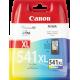 Cartouche encre Canon CL-541XL