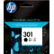 Cartouche encre HP 301 - CH561EE noir