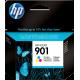 Cartouche encre HP 901 - CC656AE tri-color